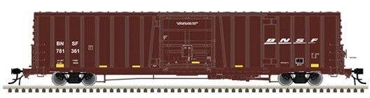 Atlas Class BX-177 Plug-Door Boxcar BNSF Railway 781226 HO MIB