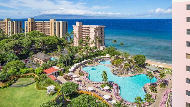 Kaanapali Beach Club- Maui Hawaii ~ 1 bdrm condo Mar March April per night