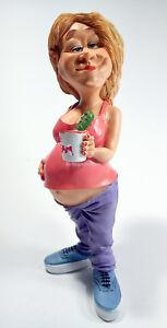 Figurine-Mestieri-Les-Alpes-The-Female-Pregnant-014-77048-Caricature