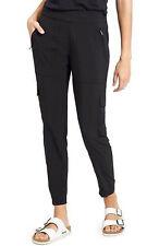 NWOT Athleta Chelsea Cargo Pant, Black SIZE 4       #594971  v4/v516