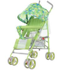 Kinderwagen Buggy Hello Panda 312 Sitz- Liegefunktion Citybuggy klappbar, grün