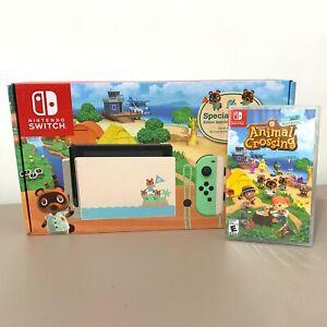 IN HAND Animal Crossing New Horizons Nintendo Switch ...