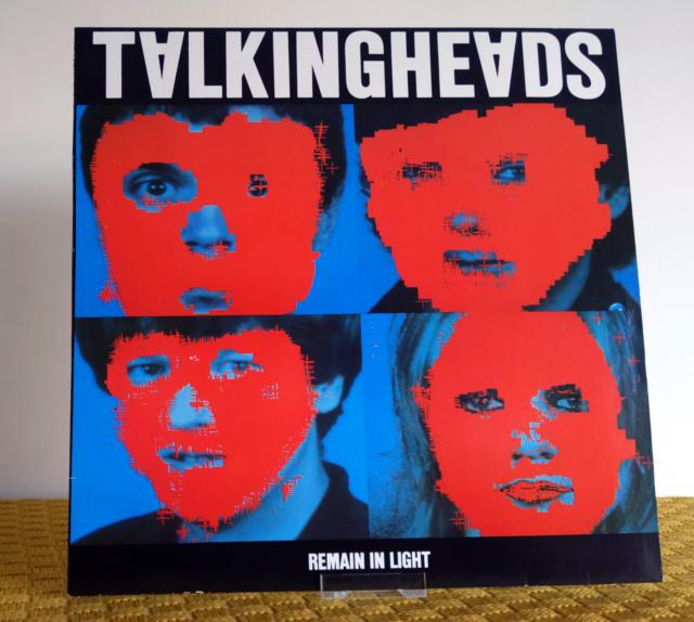 Talking Heads - Remain in Light 1980 LP Vinyl