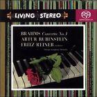 Brahms: Piano Concerto No. 1 Super Audio Hybrid CD (CD, Feb-2005, RCA Red Seal)
