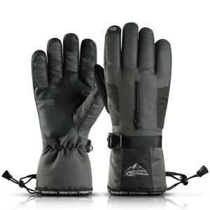 NEW-Waterproof-Fleece-Ski-Gloves-Winter-Warm-Snowboard-Thermal-Motorcycle-Cycle