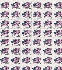US MINT SHEET SC# 2531 MEMORIAL DAY ANNIVERSARY 29 CENTS BRKMN CV $85.00 1991
