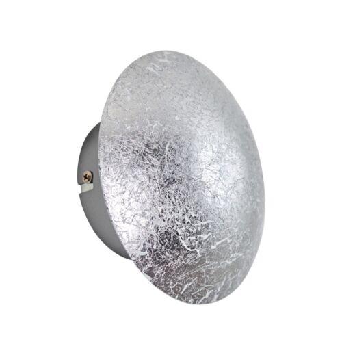 Retro Flur Wand Lampen Schalter Wohn Schlaf Zimmer Leuchten Licht Effekt Silber