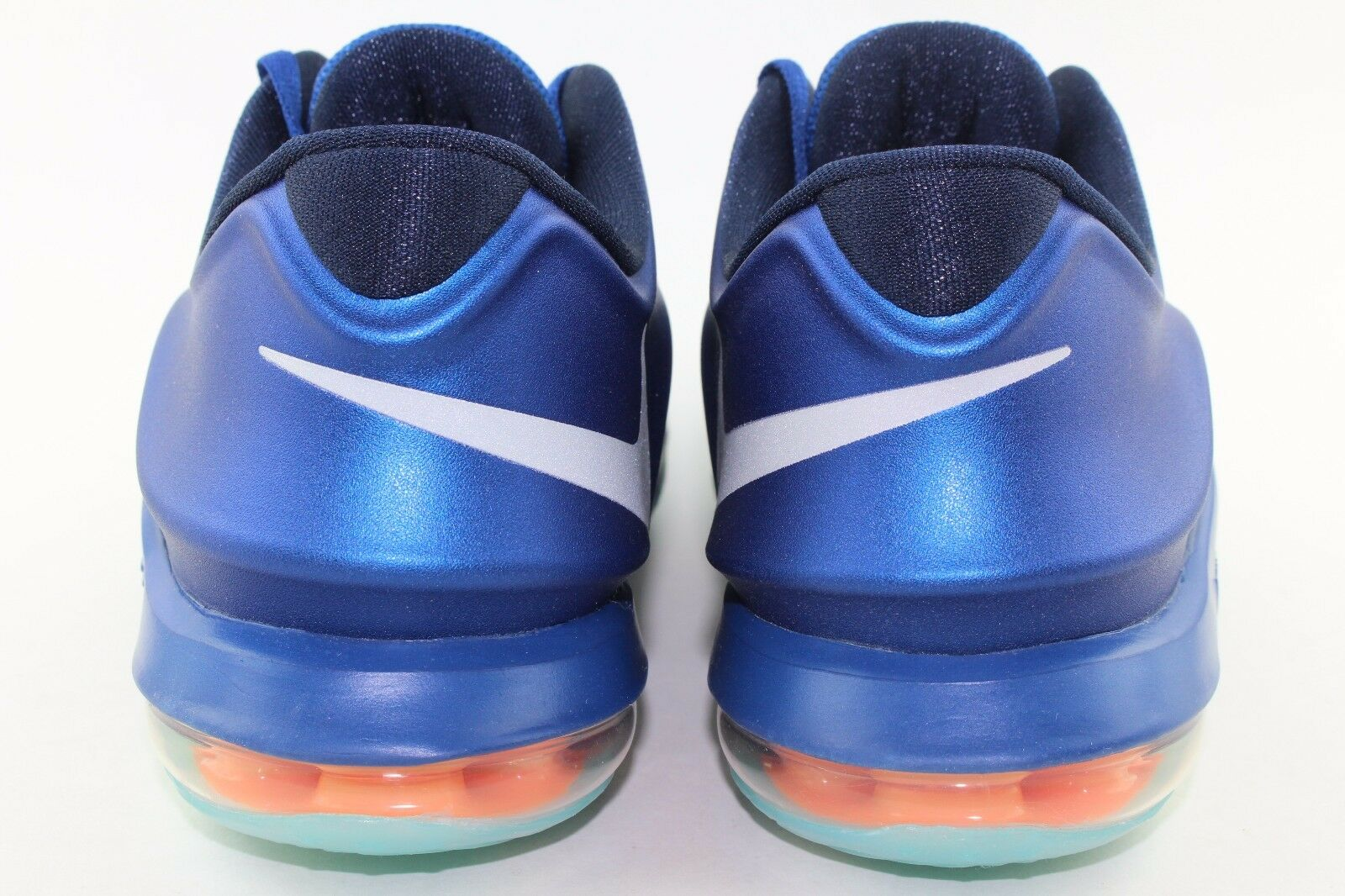 KD KD KD VII (7)  GYM blueE  YOUTH SZ  4.5 SAME AS WOMAN 6.0 NEW AUTHENTIC SUPER RARE ce6faf