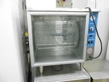 Alto Shaam 750 Gdr Rotating Merchandiser Rotisserie Hot Food Holding Cabinet