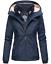 Marikoo-Damen-Herbst-Winter-Jacke-windbreaker-Regenjacke-uebergangsjacke-Erdbeere Indexbild 16