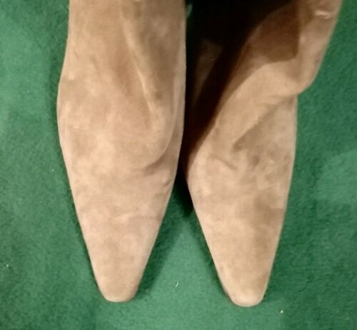 Knee Suede New Euro 3 Genuine Size Boots High Perlato 5 Uk 36 qRxwnfE