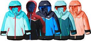 Helly Hansen Kid's Shelter Rain Jacket, Color Options