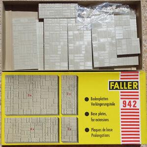 Faller Ams 942 Floor Plates Boxed (JU503)