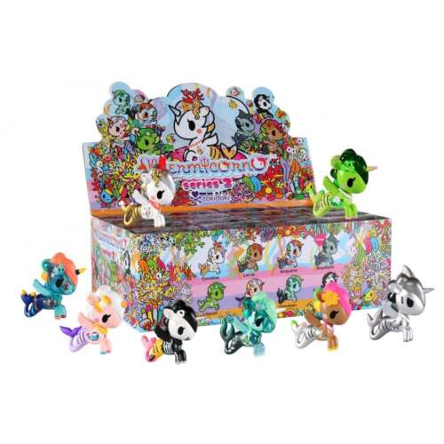 Tokidoki Mermicorno Series 2 Mini Figure Collectable Choose your Favourite