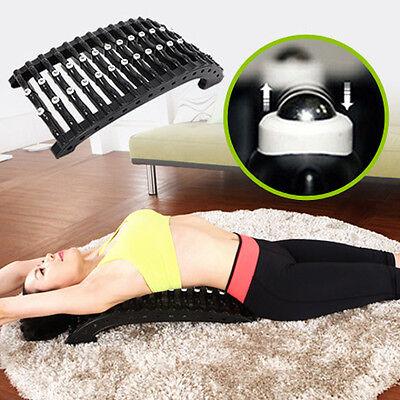Back Stretcher Lower Acupressure Orthopedic Equipment Spine Posture Correction