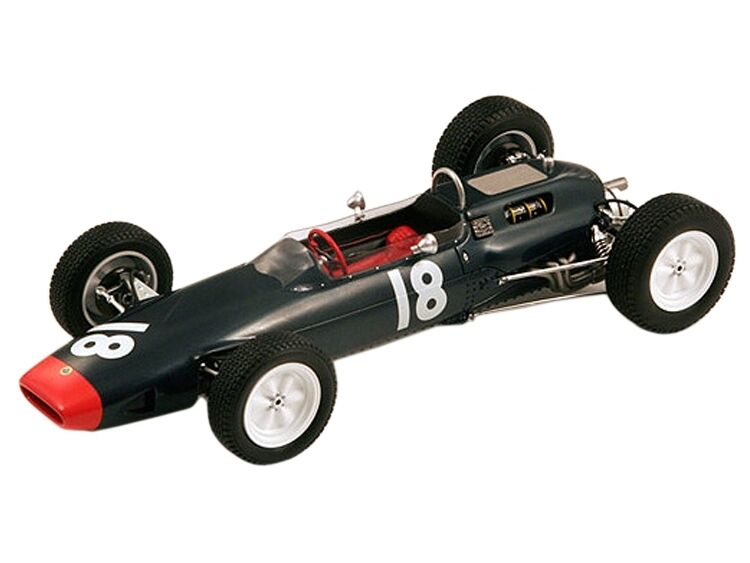 LOTUS 25 BRM MONACO GP 1964 1964 1964 MIKE HAILWOOD 1 18 MODEL CAR BY SPARK 18S081 532c43