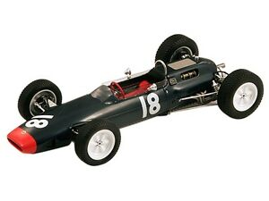 LOTUS-25-BRM-18-MONACO-GP-1964-MIKE-HAILWOOD-1-18-MODEL-CAR-BY-SPARK-18S081
