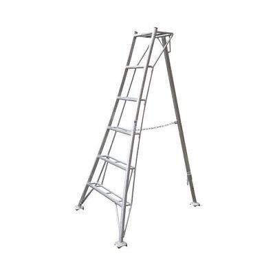 Workware Aluminium Tripod Ladders, Ideal For Landscape Gardening 1.2m - 4.8m