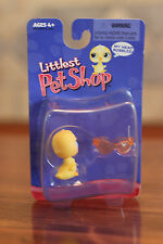Hasbro 2004 Littlest Pet Shop Yellow Chick #13 Sunglasses Original Retired Rare