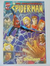 1x Comic - Spider-man Nr. 8 - Marvel Chronik- Zustand 1