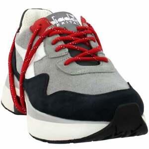 Diadora-N9000-TXS-H-Stone-Wash-Sneakers-Casual-Grey-Mens