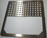 Zurn Pn1910-2-grate Bronze/nickel Floor Drain Strainer/cover 1/2 Grate 7-5/8