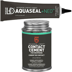 Gear Aid NEO Neoprene Contact Wetsuit Repair Cement