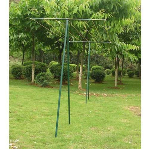 Séchoir à Linge Extérieur H.1.95 cm Étendoir à Linge Jardin T 35 M