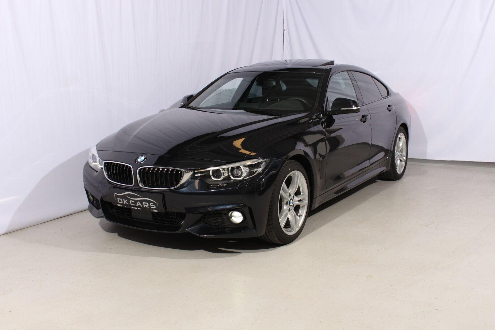 BMW 430d 3,0 Gran Coupé M-Sport aut. 5d - 499.990 kr.