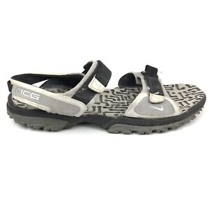 Nike-ACG-Mens-Sandals-Trail-Hiking-Shoes-Size-14-Hook-And-Loop-Strap-190079-2004