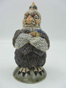 Burslem-Pottery-Andrew-Hull-Queen-Victoria-Martin-Bros-Inspired-Bird