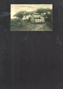 n15527-Ansichtskarte-Deutschostafrika-Usambara-Forstgebaeude-in-Wilhelmstal-ungeb