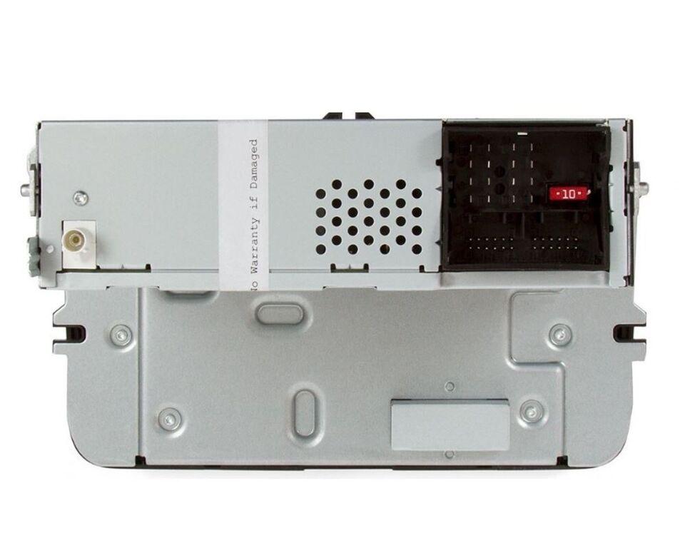 Multimedia system, VW DANSK Original VW RCD330