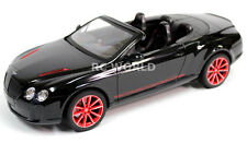 R/C 1/14 Radio Control Car BENTLEY CONTINENTAL Super Sport CONVERTIBLE Black