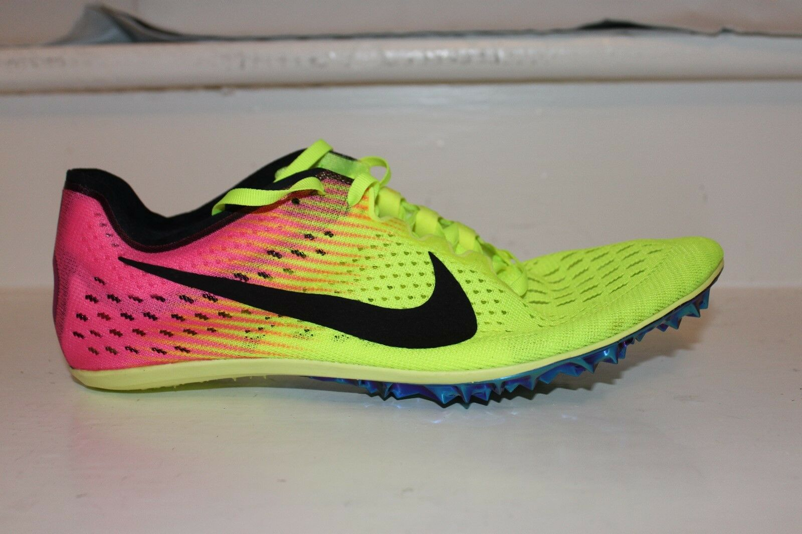 Nike Zoom Victory 3 Laufen Spikes Schuhe Flymesh Ombre Msrp Neu