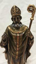 Saint St. Patrick Statue Sculpture Figurine FAST SHIPPIN Christianity