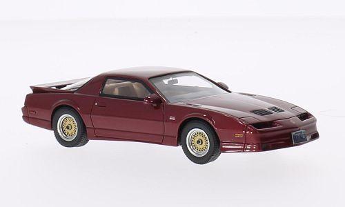 Pontiac Firebird Trans AM GTA  Dark Red Metallic  1988 (NEO 1 43   46023)