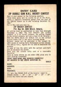 1962-Parkhurst-100-Entry-Game-Card-VGEX-X1510548