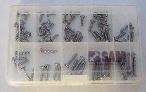 PT Schrauben für Kunststoffe Linsenkopf mit TORX Edelstahl A2 Ø2,5mm