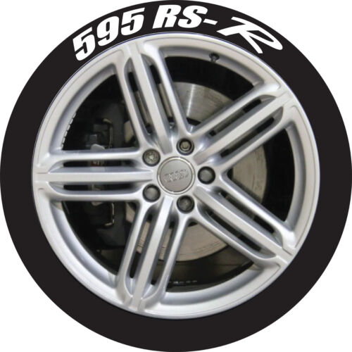 TIREBOMB TIRE STENCIL FEDERAL 595 RS-R STANCE RETRO STYLE *for paint*