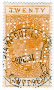 I-B-New-Zealand-Revenue-Stamp-Duty-20-Canterbury