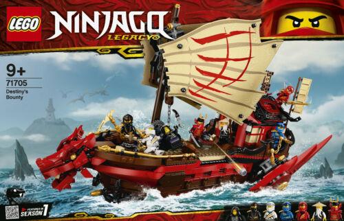 VORVERKAUF NEU//OVP LEGO NINJAGO 71705 NINJA-FLUGSEGLER