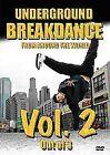 Underground Breakdance Vol. 2 (DVD, 2009)