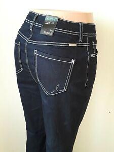 INC-women-curvy-fit-jeans-Flare-leg-Cotton-polyester-spandex