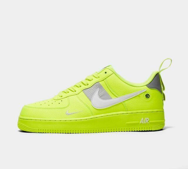 Size 10 - Nike Air Force 1 '07 LV8 Overbranding 2018 - AJ7747-700 ...