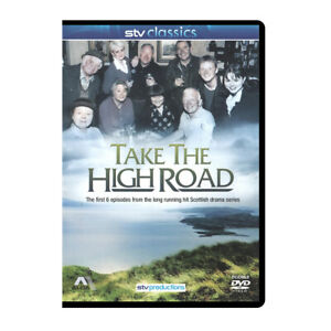 Take-The-High-Road-1980-TV-Series-Vol-1-Ep-1-6-DVD-New-Factory-Sealed