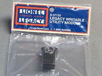 Lionel Legacy Writable Utility Module O Gauge Train System Command 6-37125