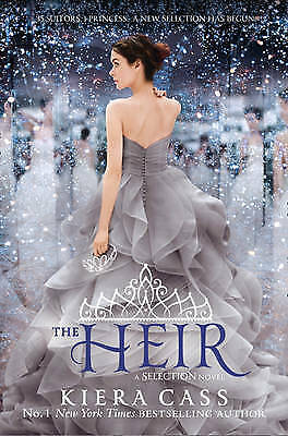 1 of 1 - The Heir (The Selection, Book 4) by Kiera Cass (Paperback, 2015)-G018