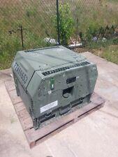 2004 Mep831a 3kw Diesel Quiet Generator 42 Hr 120 240 Ac 60hz Military Yanmar