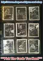 ☆ Somportex John Drake Danger Man 1966 (F) ***Pick The Cards You Need***